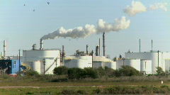 Polluting the environment (1 of 3) Stock Footage