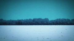 JHD - Seasons - Winter - Snow Landscape 00060 Stock Footage