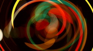 Stock Video Footage of color light effect blur and swirl