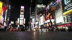Time Square 7 - stock footage