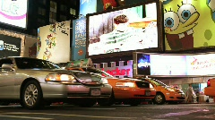 Time Square 8 - stock footage