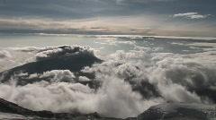 View mount Kilimanjaro Stock Footage