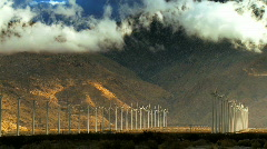 Mountain Wind Power & Energy Stock Footage