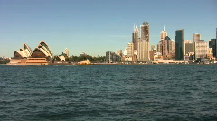 Sydney - Circular Quay - stock footage