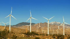 Renewable Power Source Stock Footage