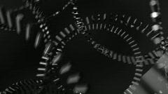 Sprockets 01 (1080p 29.97) Stock Footage