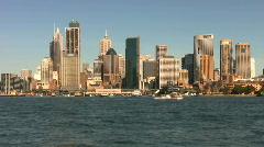 Sydney - Circular Quay Time Lapse - stock footage