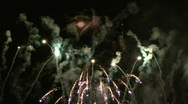 Stock Video Footage of Fireworks HD 25