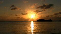 Sunset 01 Stock Footage