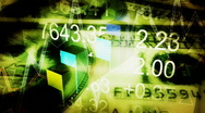 Business Abstract Loop 4.5 Stock Footage