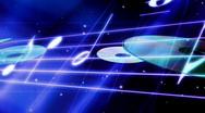Stock Video Footage of Martian Music Loop