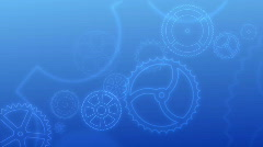 Gear wheel Stock Footage