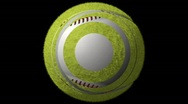 Stock Video Footage of Multi Sports Ball Loop-16 Sec Y Rotate-1080p