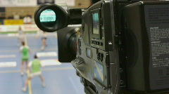 HD1080p Broadcast Video Camera XDCAM - stock footage