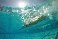 Pool-culver-02 Stock Footage