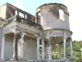 Stock Video Footage of El Castillo Haunted Mansion 3/7