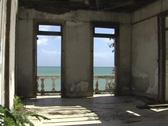 Stock Video Footage of El Castillo Haunted Mansion 4/7