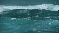 Strong Wave Energy 60 FPS Stock Footage