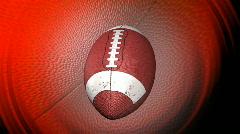 American football background, LOOP Stock Footage