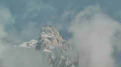 Mont Blanc Stock Footage
