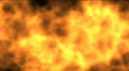 Big loopable fire Stock Footage