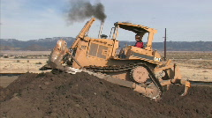 Heavy Equipment Series One -  14  of 20  Stock Footage