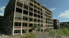 Detroit hylätty tehdas 5 Arkistovideo