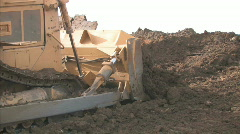 Heavy Equipment Series One -  10  of 20  Stock Footage