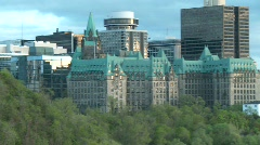 Parliament of Canada 4 - stock footage