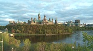 Stock Video Footage of Parliament of Canada 3