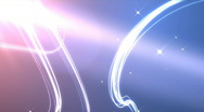 Colorful lights background loop Stock Footage