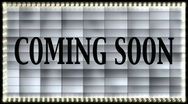 Coming soon marquee sign Stock Footage