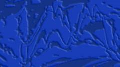 Flattened blue motion background B3028 Stock Footage