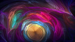 multicolor motion background d2739 - stock footage