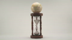 ENTROPY - Time Is Running Out Stock Footage