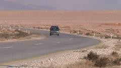 Syria mini bus Stock Footage