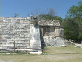 Stock Video Footage of Chitzen-Itza-Yucatan-Peninsula-Mayan-Ruins-8