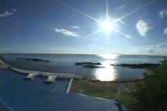 Uruguay-Punta-Del-Este-Casapueblo-Hotel-6 Stock Footage