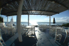 Uruguay-Punta-Del-Este-Casapueblo-Hotel-8 Stock Footage