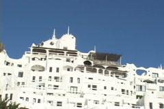 Uruguay-Punta-Del-Este-Casapueblo-Hotel-12 Stock Footage