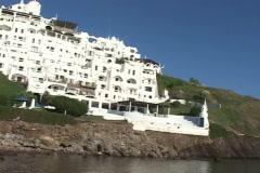 Uruguay-Punta-Del-Este-Casapueblo-Hotel-14 Stock Footage