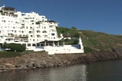 Uruguay-Punta-Del-Este-Casapueblo-Hotel-16 Stock Footage