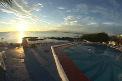 Uruguay-Punta-Del-Este-Casapueblo-Hotel-24 Stock Footage