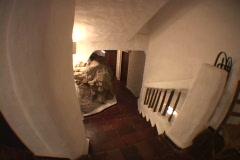 Uruguay-Punta-Del-Este-Casapueblo-Hotel-30 Stock Footage