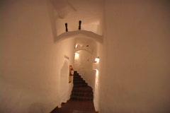Uruguay-Punta-Del-Este-Casapueblo-Hotel-32 Stock Footage