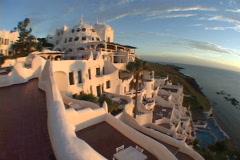 Uruguay-Punta-Del-Este-Casapueblo-Hotel-34 Stock Footage