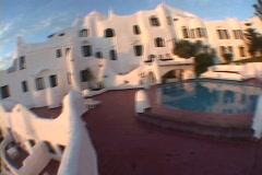 Uruguay-Punta-Del-Este-Casapueblo-Hotel-38 Stock Footage