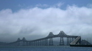 Stock Video Footage of Richmond Bridge, California