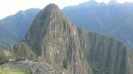 Stock Video Footage of Time lapse of sunrise in Machu Picchu