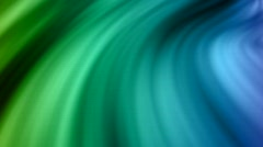 colorful wavy background, abstract motion loop - stock footage
